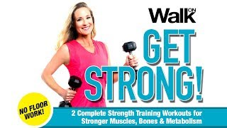 Walk On: Get Strong! Preview Clip - This 85-Minute Program is Now Available on DVD and digital!