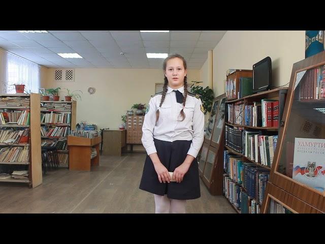 Изображение предпросмотра прочтения – АняКазакова читает произведение «Ленинградский салют» (Варламова Татьяна)