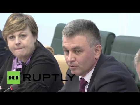 Russia: Transnistria leader seeks closer ties with Moscow