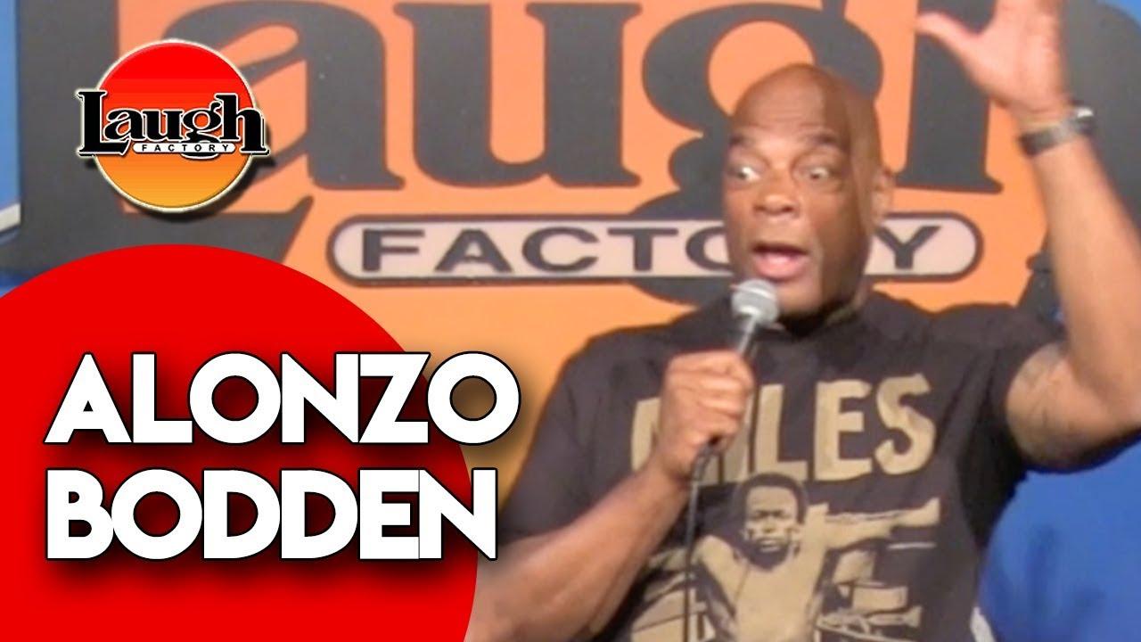 Alonzo Bodden | Grown Ass Women | Laugh Factory Stand Up Comedy