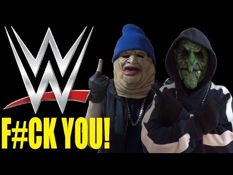 WWE RANT: BEING A PUBLICLY TRADED COMPANY IS F#CKIN HORSESH*T!