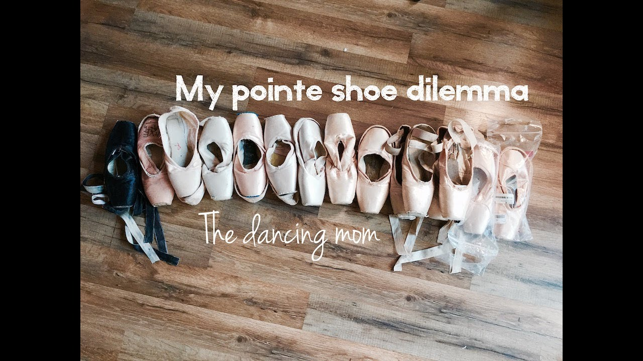 Pointe Shoes For My Egyptian Feet