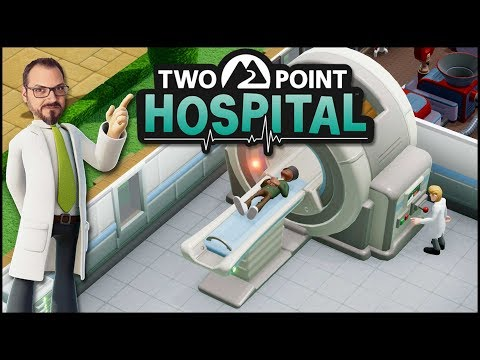 Ab in die Röhre - Two Point Hospital #48 [Gameplay German Deutsch]