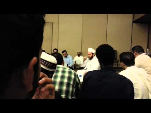 Qasidah al Burdah with Sheikh Mohammad Ninowy