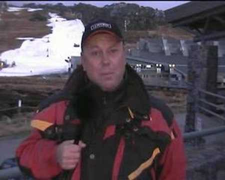 NSW On-Site Weather Report 12th June 08