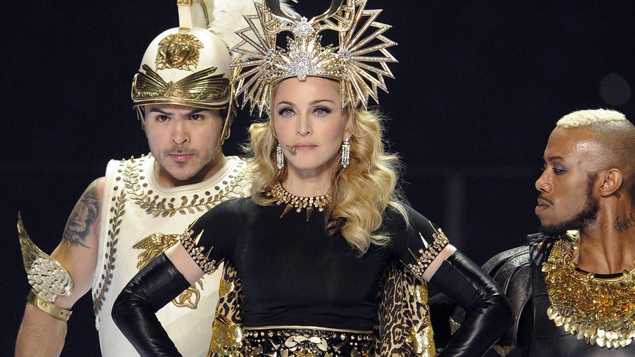Download Madonna - 2012 Super Bowl Halftime Show