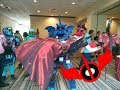 Princess Deadpool Reacts at Bronycon (MLP FiM S07E14: Fame and Mistfortune)