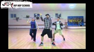 amedeo crielesi choreo gettin paid nicki minaj