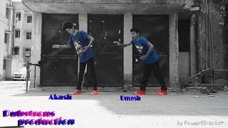Magic Beats Dance By Umesh & Akash | Music - ( Vodafone HairCut Ad )