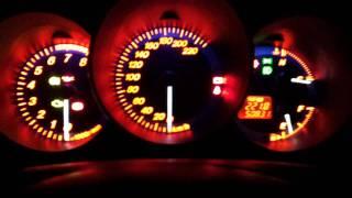 Запуск Mazda3 2.0 МКПП в мороз -32C на уставшем аккумуляторе