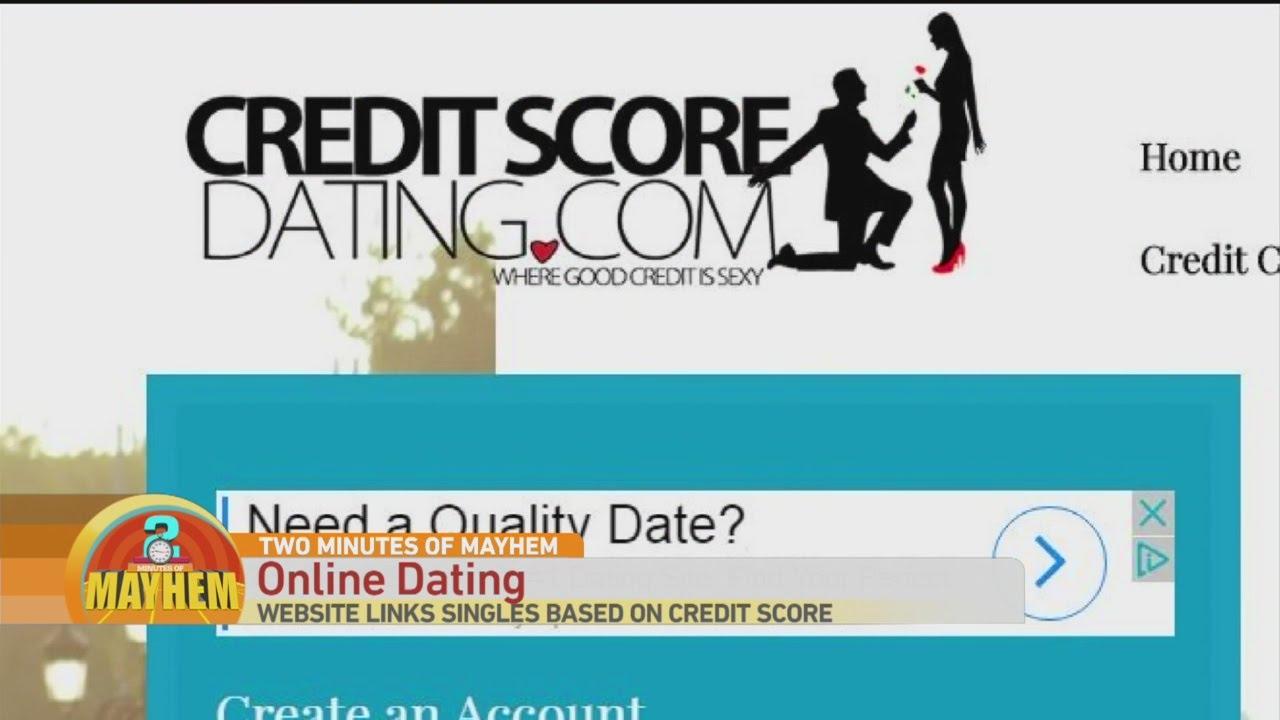 Credit report dating