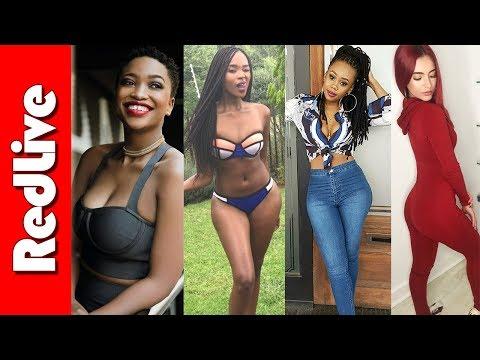 Mzansi's Sexiest 2018 top 12 female finalists