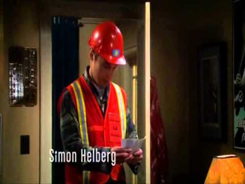 emergency preparedness- the Big Bang Theory s5x15