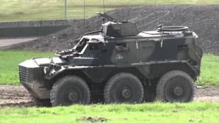 Alvis Saracen Mk2 FV603