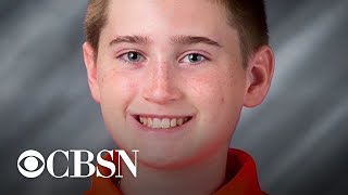 Iowa boy who left home in snowstorm after fight over phone found dead
