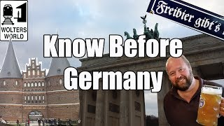 Visit Germany: What to Know Before You Visit Germany