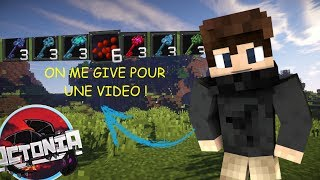 ON MA GIVE DES CLEES SANG DRAKEX ETC POUR UN OPENING ! OCTONIA
