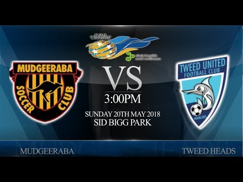 FGC CHW Premier League rnd 5 - Mudgeeraba vs Tweed Utd (1-1)