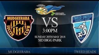 Fgc chw premier league rnd 5 - mudgeeraba vs tweed utd (1-1)