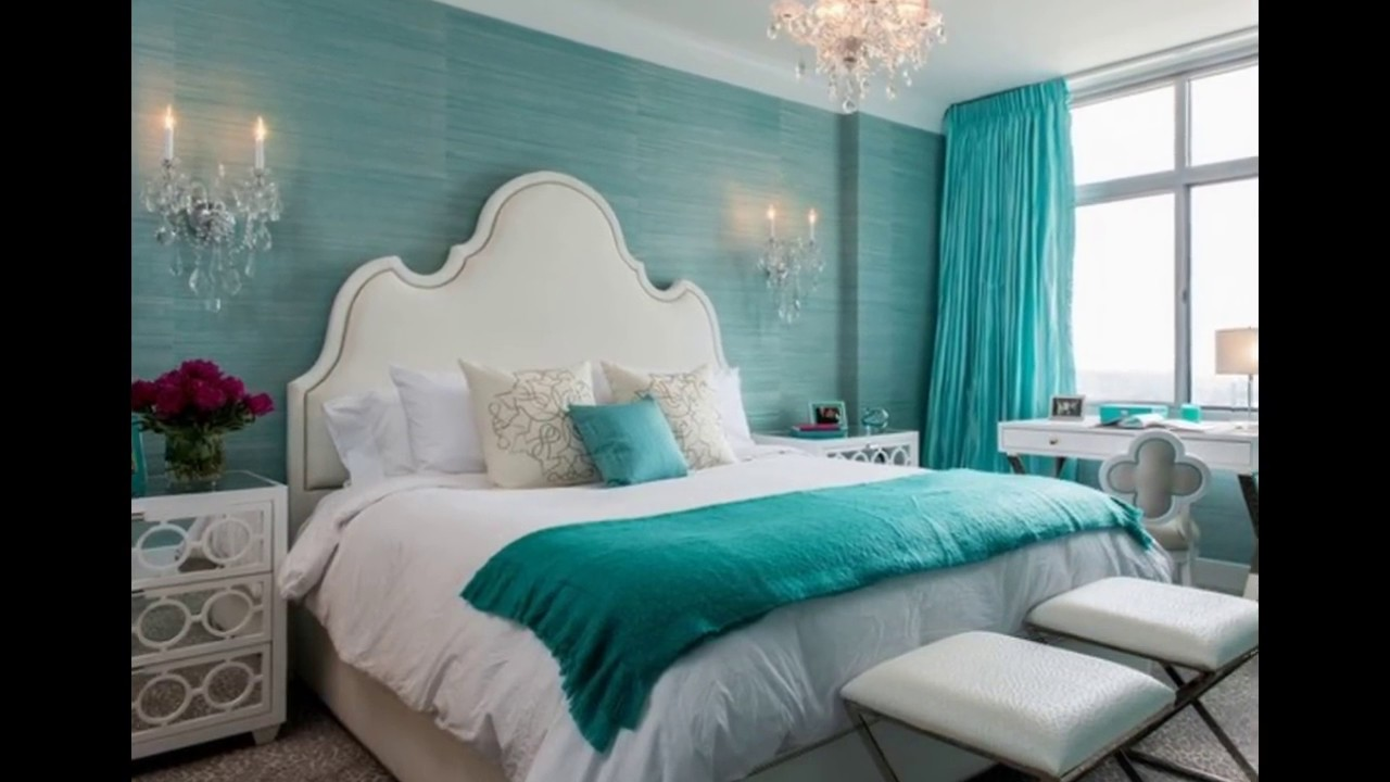 living room bed turquoise black and white bedroom color ideas i master colour youtube