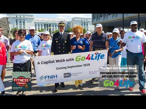 #222 Healthy Aging with Go4Life
