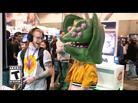 RAD - PAX East 2019 Reactions | PS4, X1, Switch, PC