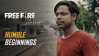 Free Fire Stories | Humble Beginnings Ft @Gaming Subrata Live