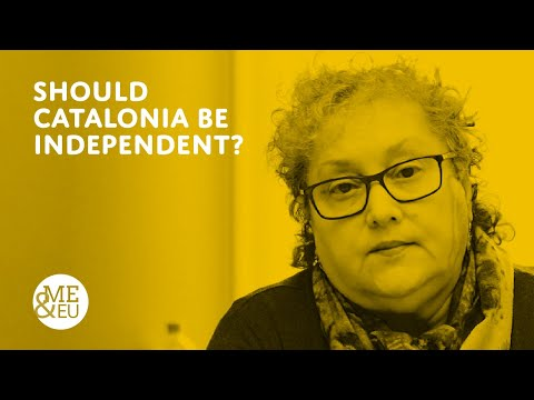 Renate Weber on Catalonia's independence
