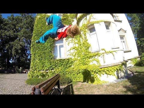Rudi - 10 years old - Freerunning Dresden