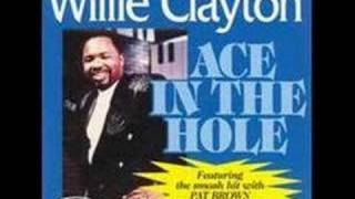 "Willie Clayton - Equal Opportunity ""www.getbluesinfo.com"""