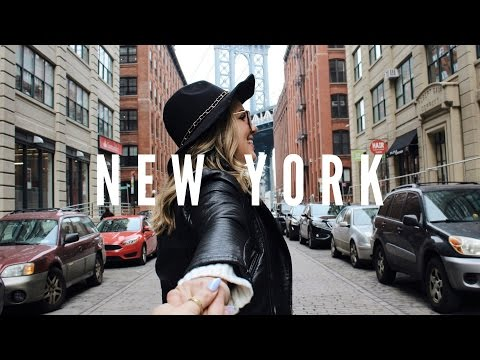 New York in a Weekend | GoPro Travel | TRAVEL VLOG