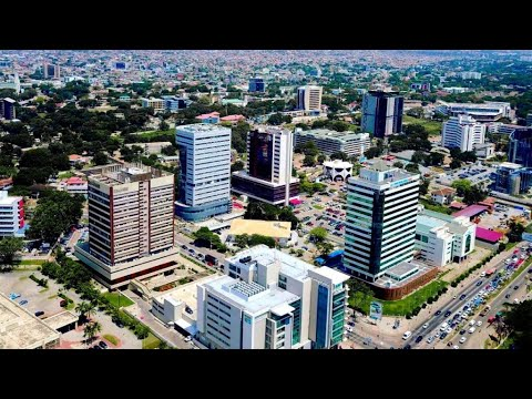 The beautiful Ghana-Accra  by 2020