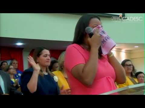 Quão Grande É O Meu Deus - Elaine Martins - 23º Congresso da CIBESC