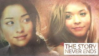 emily & alison | the story never ends [collab]