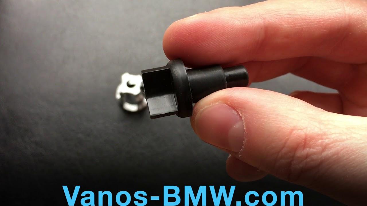 Oil valve BMW M50TU M52 M52TU M54 M56 11421713838