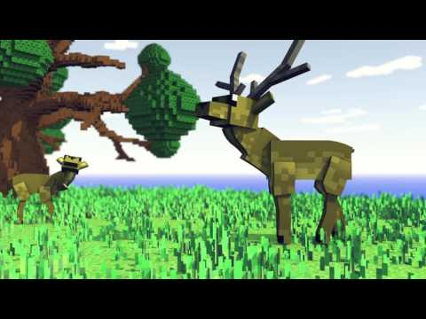 How to create Free Minecraft Intros Online?   Renderforest