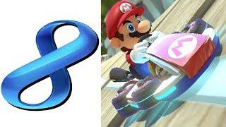 Mario Kart 8 200cc All Tracks Speedrun - Purely Random Items