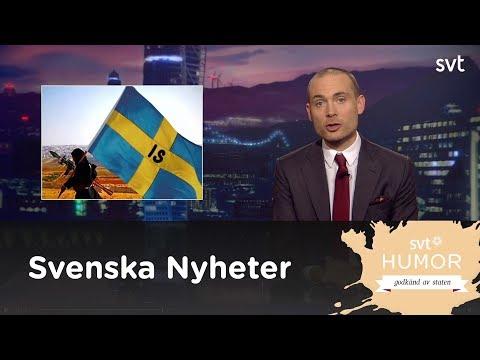IS och krigarnas återkomst  - Svenska nyheter