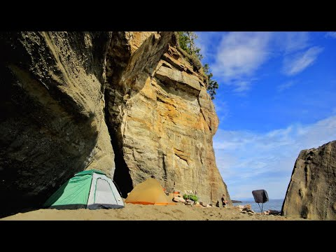 West Coast Trail | Stunning Video with DIY Glidecam