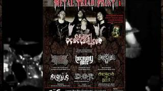 "Promo Video ""Metal Triad Front 1"""