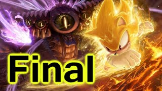 Sonic Unleashed-Playthrough en español (Parte final)
