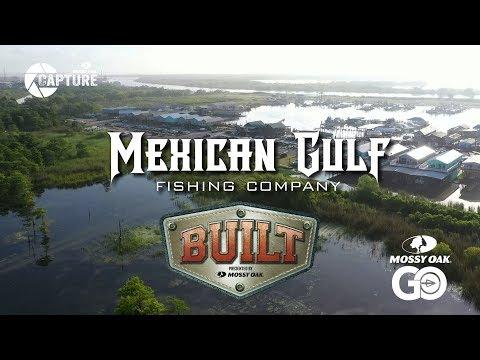 Mexican Gulf Fishing Company • BUILT