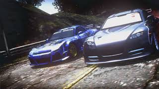 RX7 contra RX8 - vs Blacklist #12 | Need for Speed Most Wanted Remastered Edition.