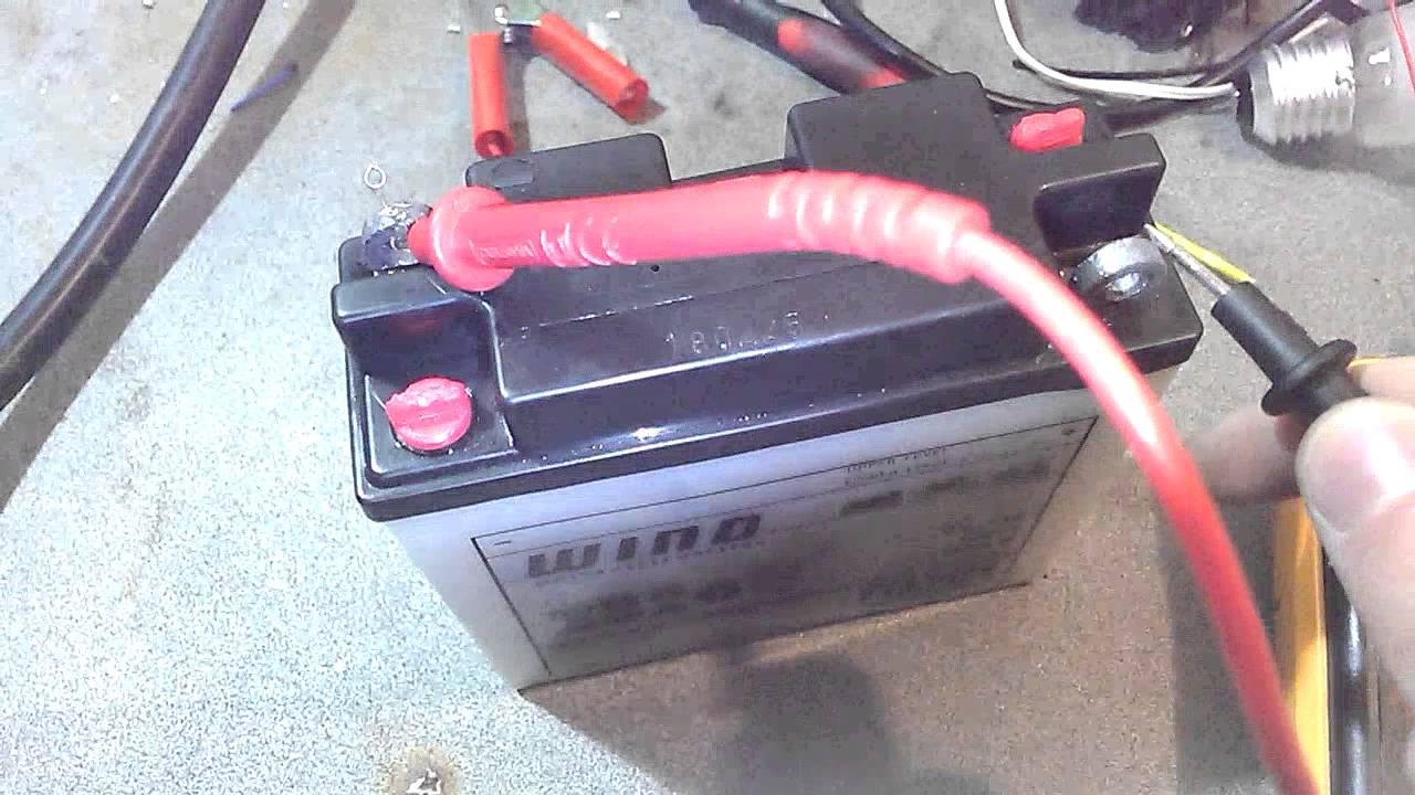 rigenerare batteria moto