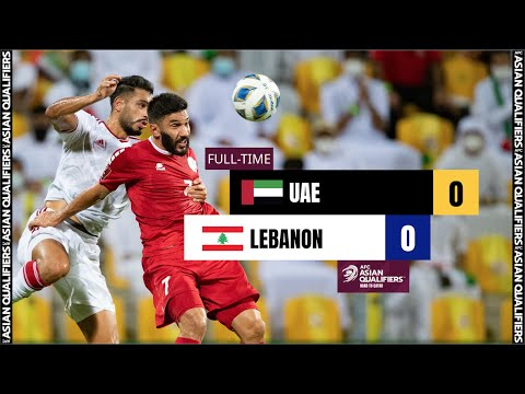 United Arab Emirates Lebanon Goals And Highlights