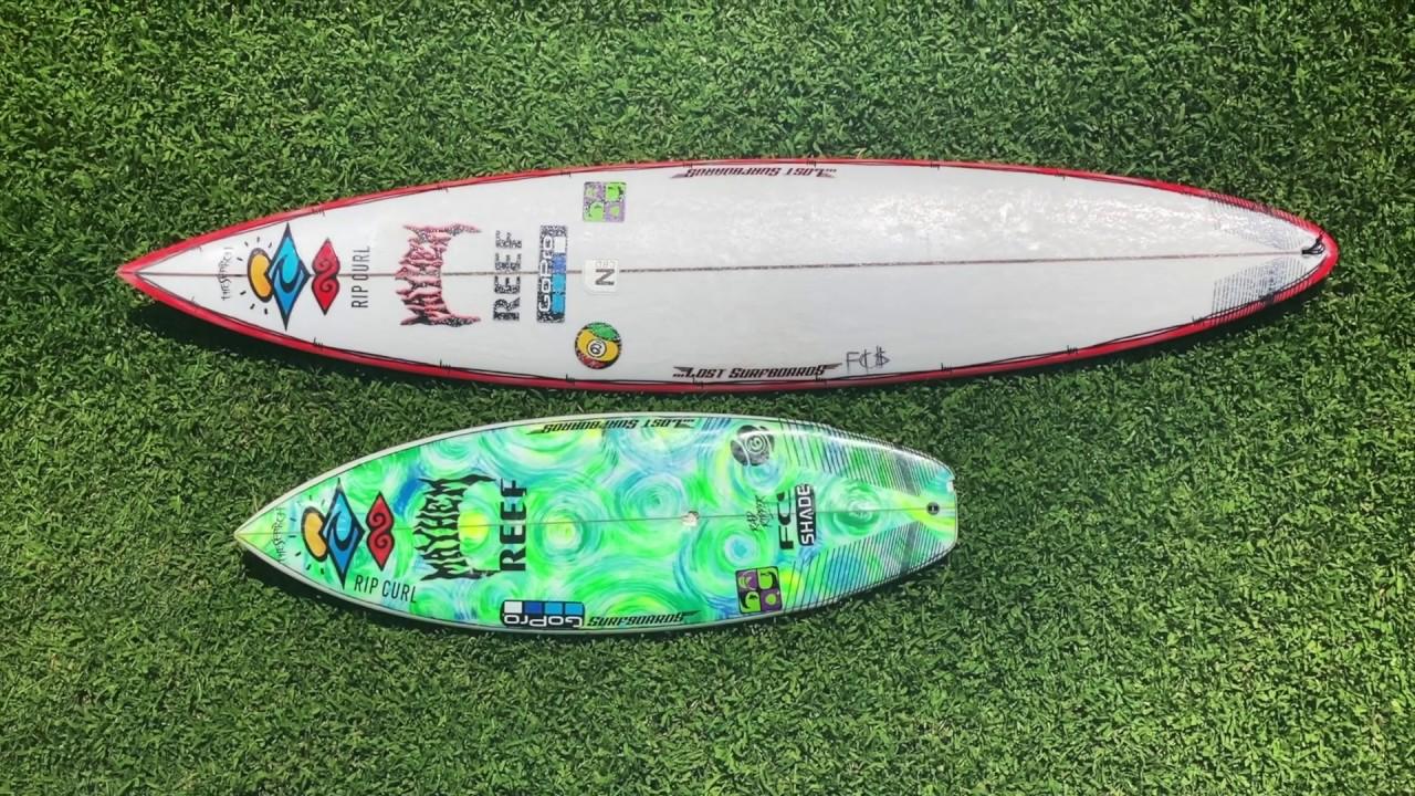 More Mini Surfboard Madness