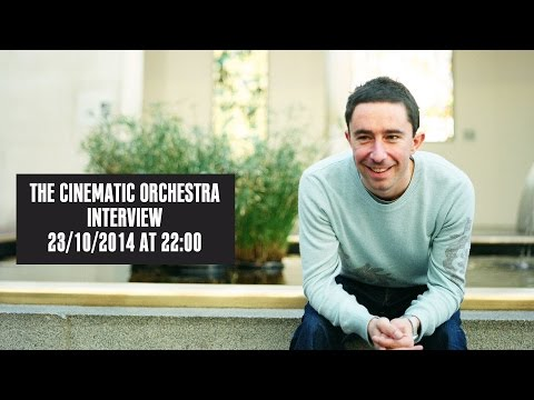 OFF INTERVIEW: Jason Swinscoe from The Cinematic Orchestra
