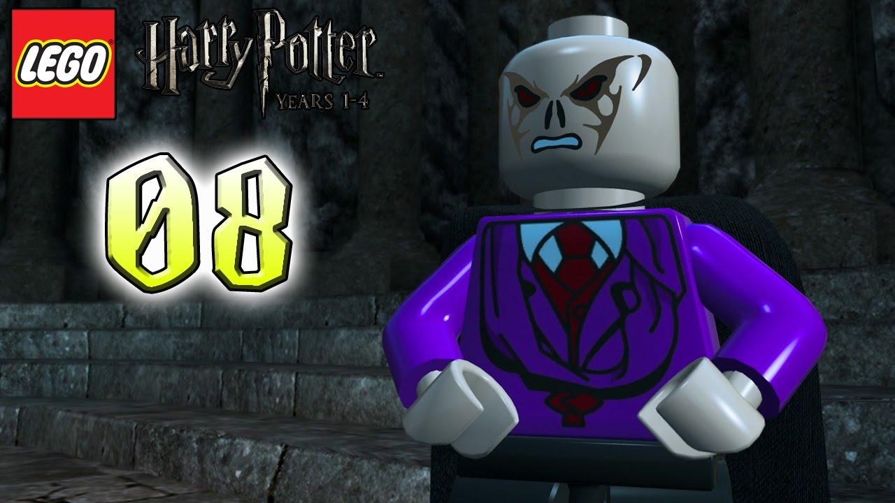 Lego Harry Potter 008 Prof Quirinus Quirrell Let S Play Lego Harry Potter Deutsch Youtube