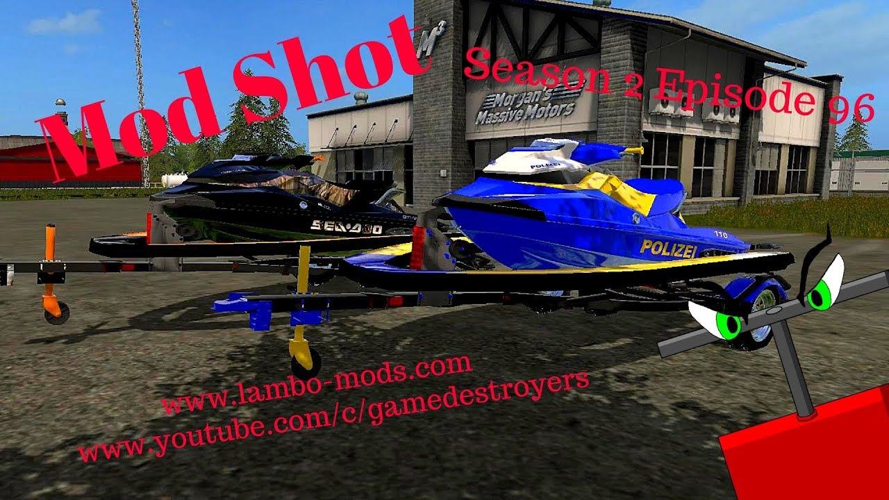Steam Community :: Video :: Mod Shot | Jet Ski Update