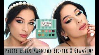 Paleta RETRO - Karolina Zientek x Glamshop | KATOSU